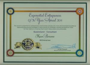 Karen Bonanno Award