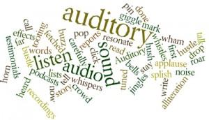 Auditory modality